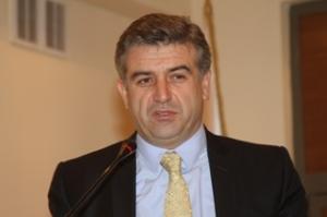 Երեւանի քաղաքապետ Կարեն Կարապետյան